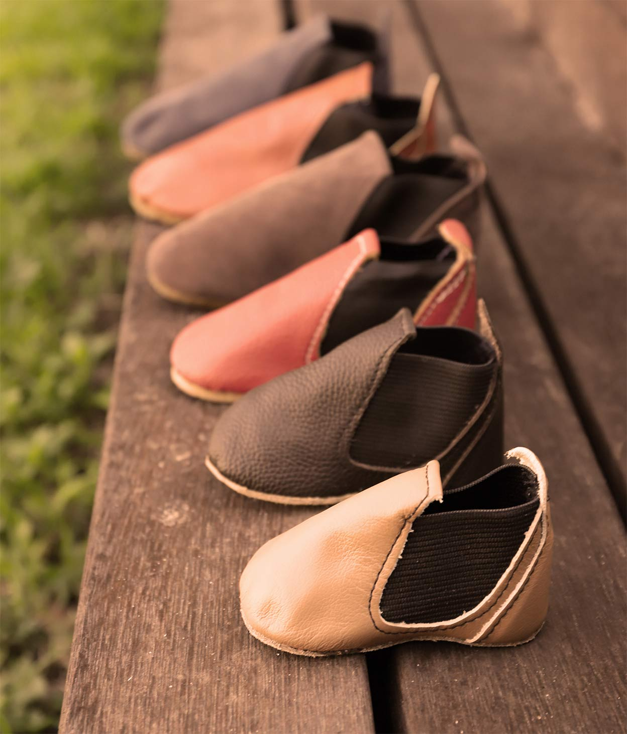 Pasito a pasito baby leather shoes australian made